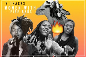 9 Tracks: Women With Fire Bars