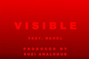 "Hear This New Heat From Suzi Analogue ft. Rahel-""Visible"""